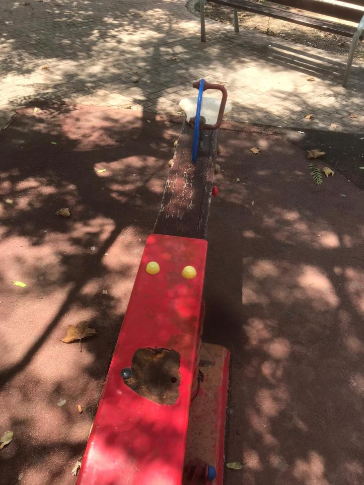 Parc Infantil de l'Alqueria